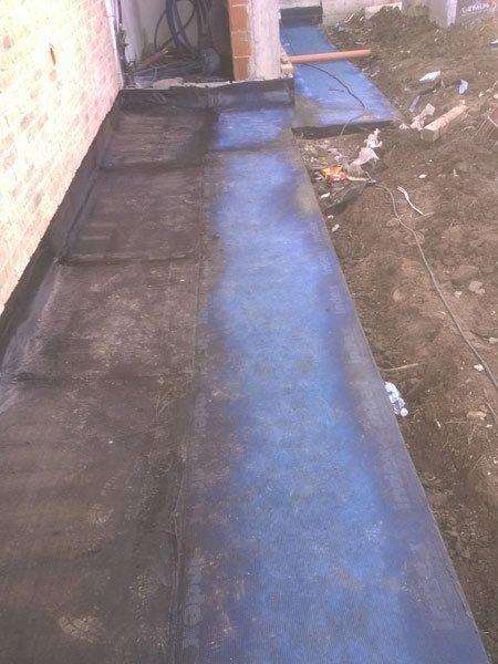 impermeabilizzazione tetto con guaina