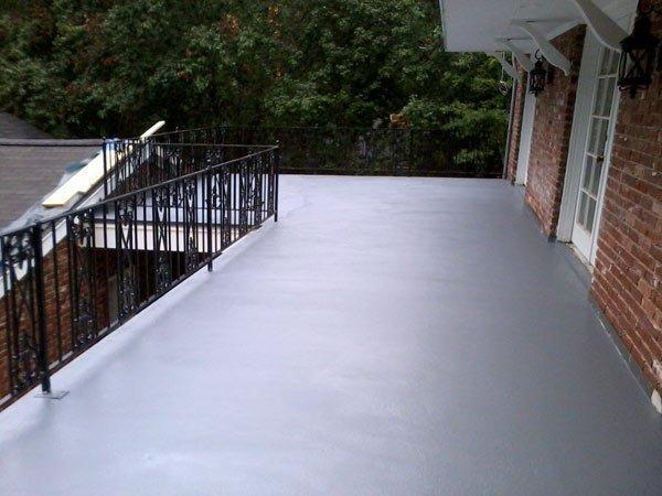 impermeabilizzzione balcone